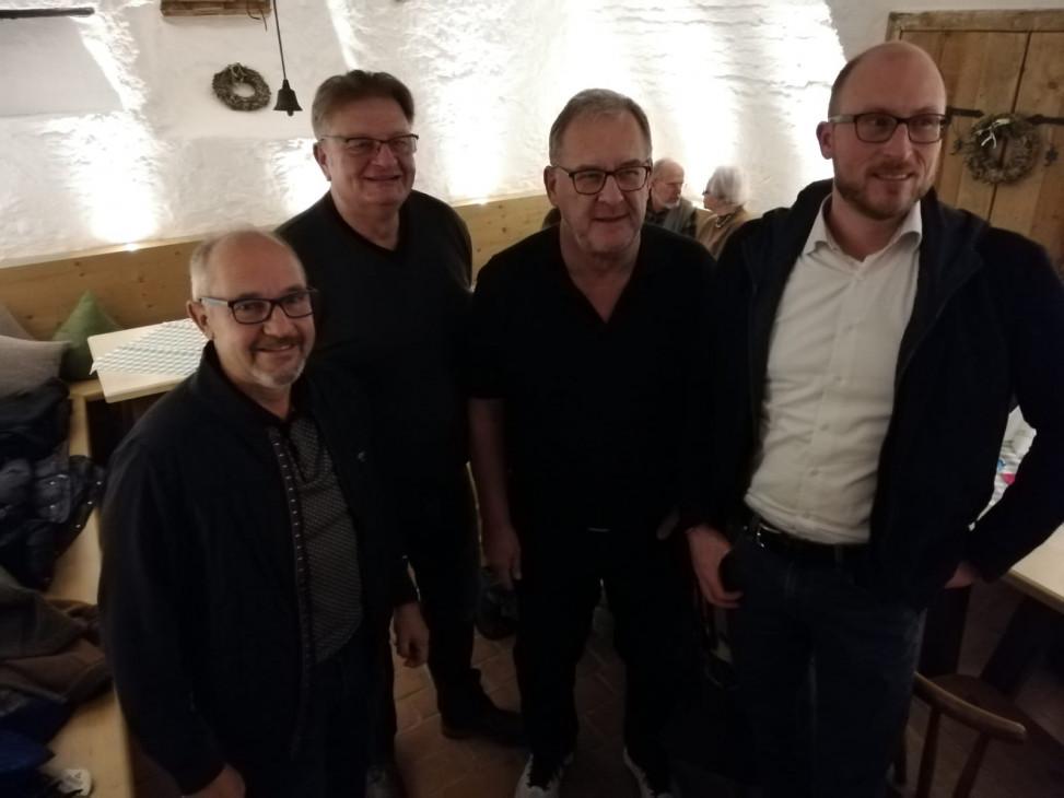Vorstand der FDP Württembergisches Allgäu bei der Wahl im Herbst 2019