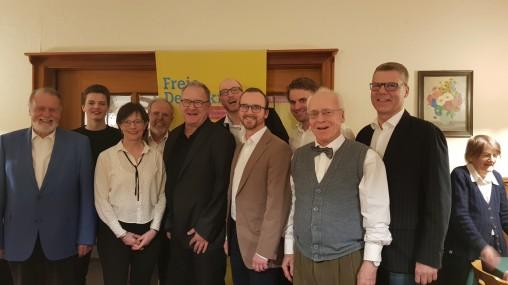 Die Kandidaten mit Benjamin Strasser, MdB